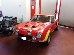 FIAT 124 ABARTH RALLY Gr. 4